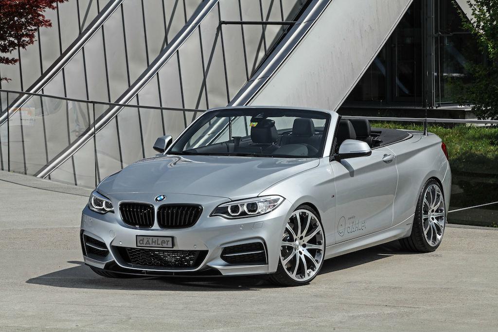 Daehler BMW M235i7