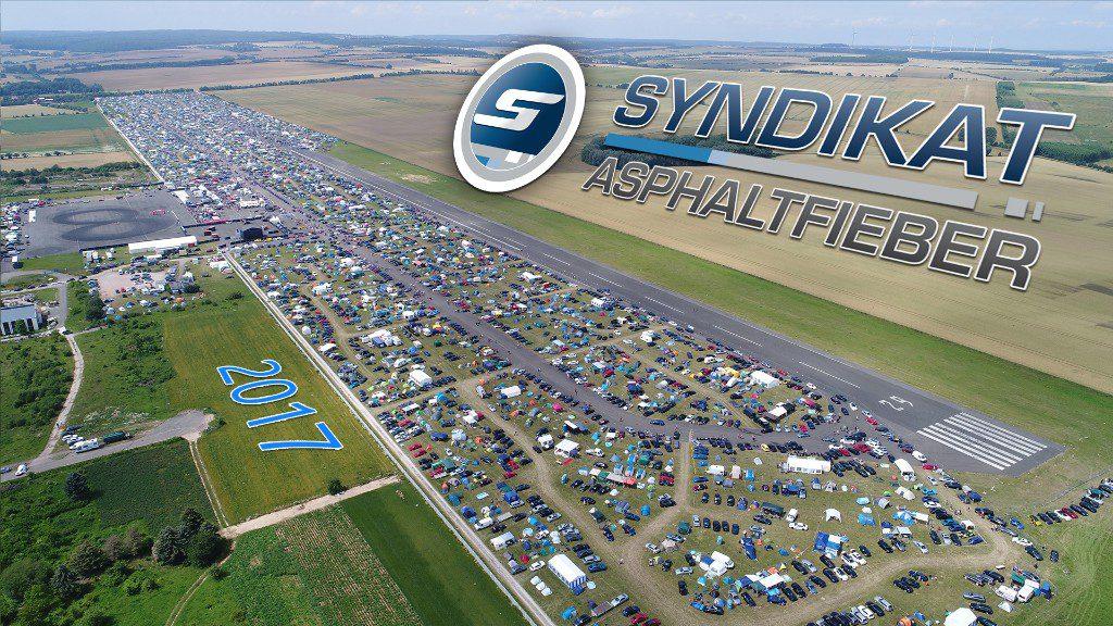 Bmw Syndikat Asphaltfieber 2017 Airshots Video Syndikat
