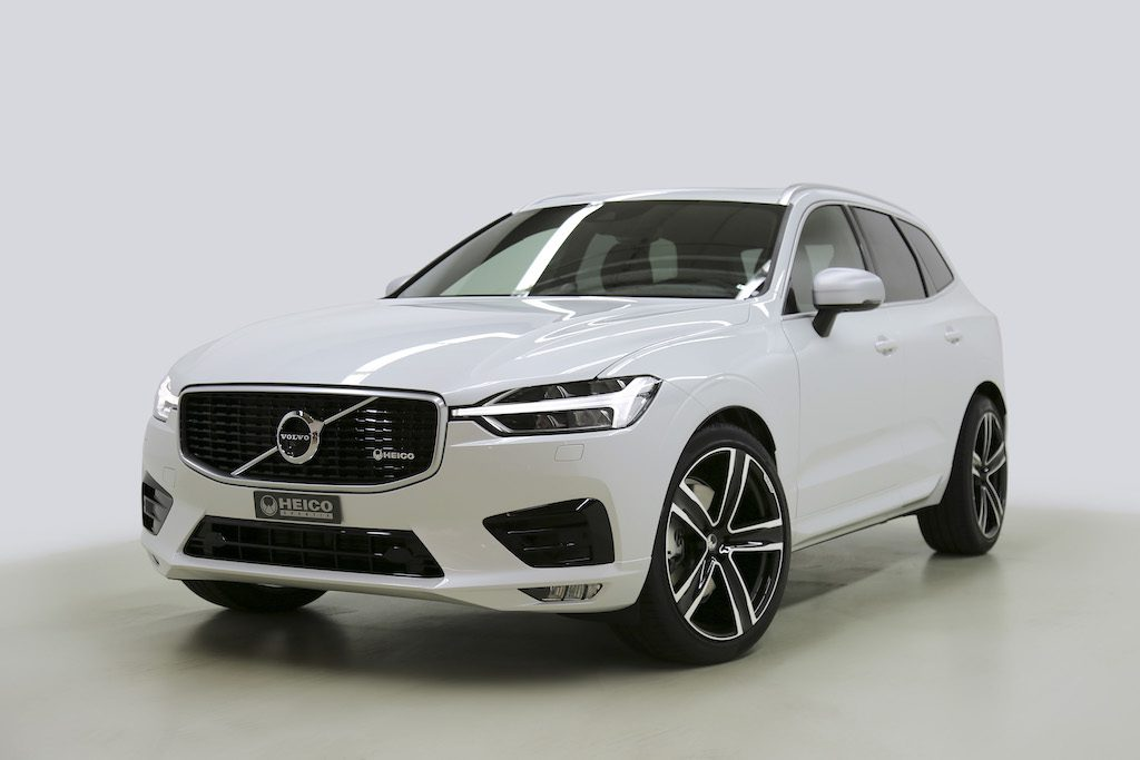 volvo xc60 neues tuning von heico. Black Bedroom Furniture Sets. Home Design Ideas
