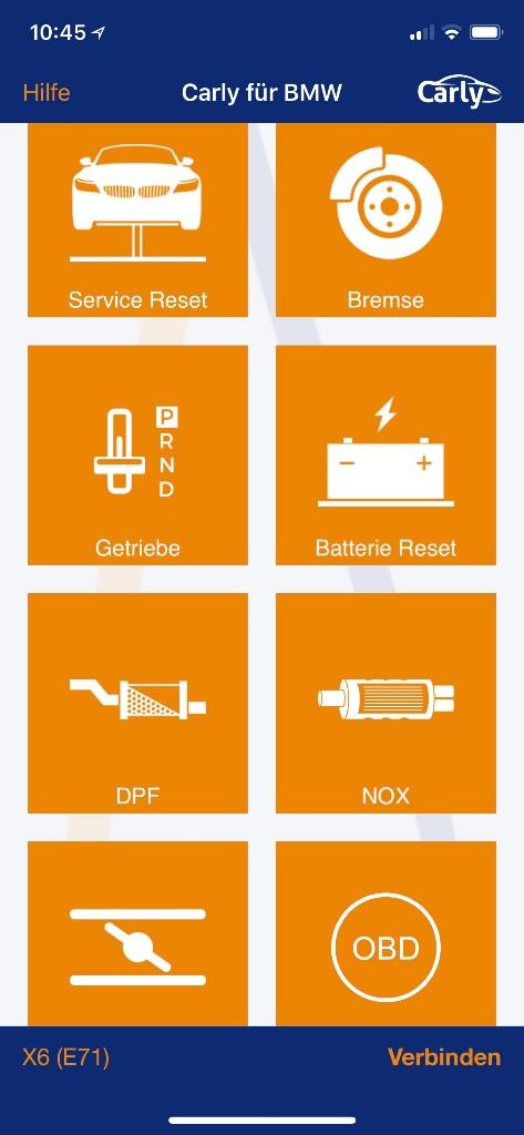 carly bmw erfahrungen test bmw diagnose und kodierung. Black Bedroom Furniture Sets. Home Design Ideas