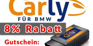 BMW Carly Gutschein-Code / Rabatt