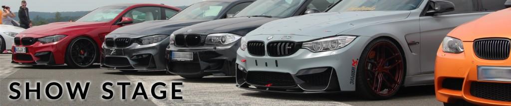 BMW-Syndikat Asphaltfieber - SHOW STAGE