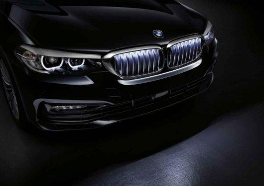 BMW Iconic Glow