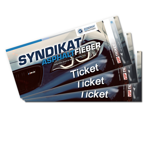 Syndikat Asphaltfieber Tickets VVK Shop