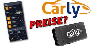 Carly App Preise
