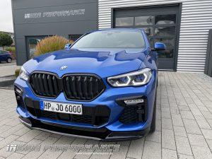 Frontspoiler / Splitter / Lippe - BMW X6 G06 und BMW X5 G05