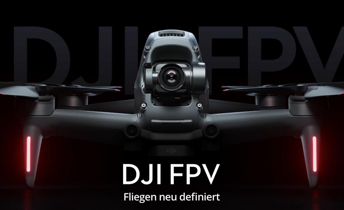 DJI FPV Fliegen neu definiert