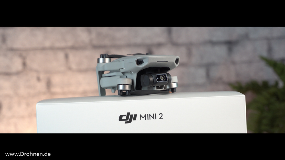 DJI MINI 2 - EU Drohnenführerschein Karte