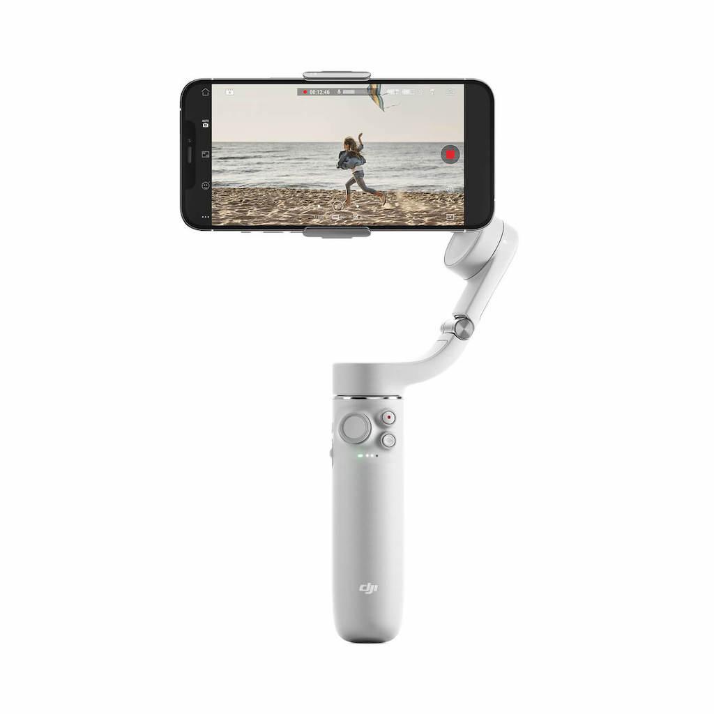 DJI OM 5: Neuer iPhone- und Android-Gimbal
