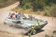 Panzer fahren 2018